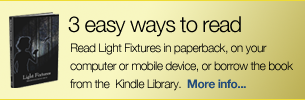 Light Fixtures the fantasy e-book for young adults by Deborah DeMoss Smith